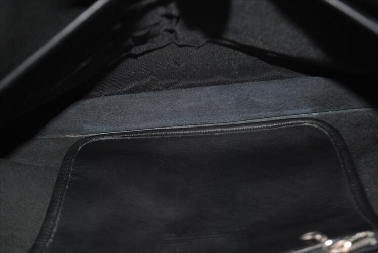 USA製 COACH コーチ 本革レザー ブリーフケース 2way ビジネスバッグ ブラック 黒色 メンズ オールドコーチ